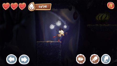 Test Spirit Roots: jeu de plateforme façon Rayman, graphismes séduisants et support des manettes iPhone, iPad 2
