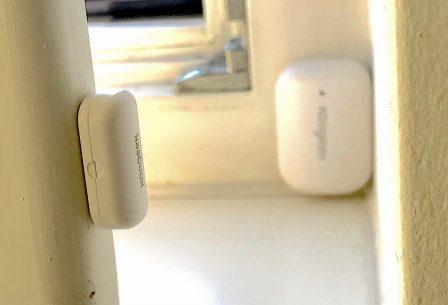 En promo flash - Test du capteur porte et fenêtre Koogeek: des alertes HomeKit pour le domicile 12