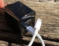 En promo flash - Test du chargeur USB-C 18W Aukey avec l'iPhone: ultra-compact et super rapide 2