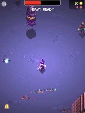 Test Immortal Rogue: maitrisez le glissé de doigt pour survivre dans un nouveau jeu d'action rétro iPhone, iPad 2