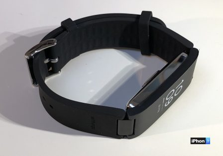 Promo: -20% sur le bracelet de suivi activité Pulse HR de Withings 3