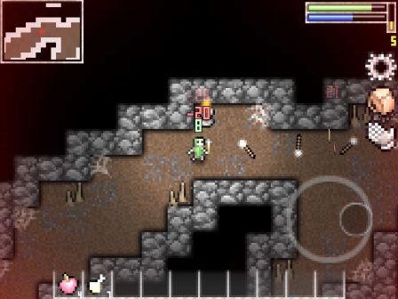 Des pixels, des monstres et des donjons, Throne Quest ressuscite le jeu de rôle d'antan, sur iPhone, iPad 3