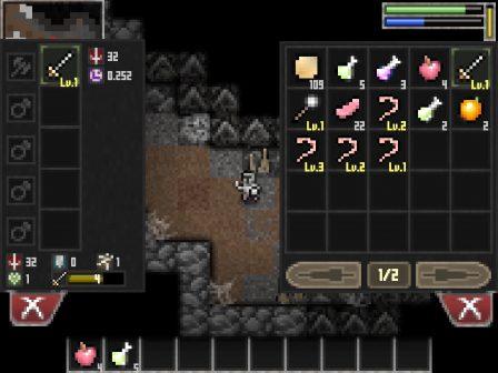 Des pixels, des monstres et des donjons, Throne Quest ressuscite le jeu de rôle d'antan, sur iPhone, iPad 4