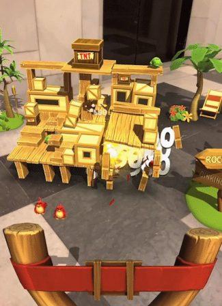 Angry Birds de retour sur iPhone: désormais disponible en réalité augmentée! 3