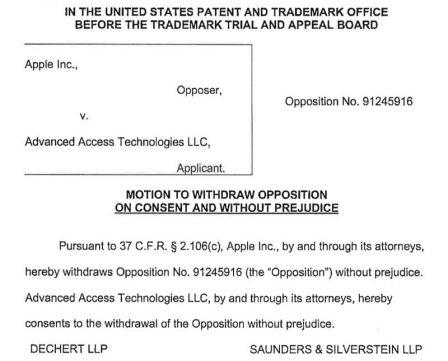 Apple vient juste de sécuriser le nom de son chargeur sans-fil AirPower Apple 2