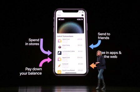 """Résumé complet du keynote """"It's Show Time"""" d'Apple: nouveaux services jeux en illimité, carte de crédit virtuelle, Apple TV+, News+ et plus! 10"""