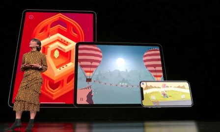 """Résumé complet du keynote """"It's Show Time"""" d'Apple: nouveaux services jeux en illimité, carte de crédit virtuelle, Apple TV+, News+ et plus! 12"""