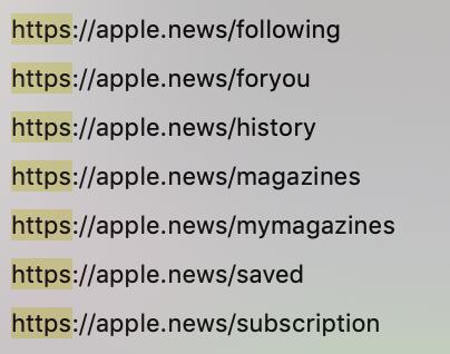 La bêta de macOS révèle de nouveaux détails sur le service de lecture de magazines que prépare Apple 3