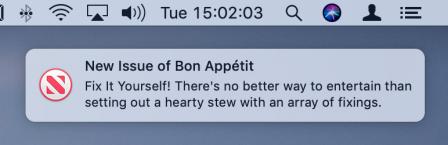 La bêta de macOS révèle de nouveaux détails sur le service de lecture de magazines que prépare Apple 2
