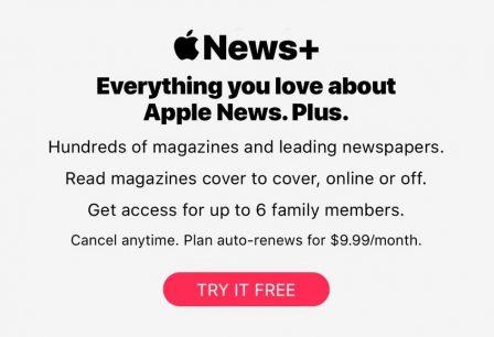 News+: faites ce que je dis, pas ce que je fais ... Apple enfreint ses propres règles 2