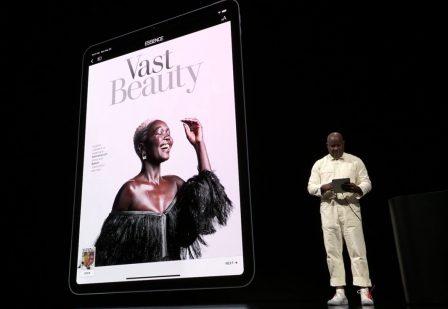 """Résumé complet du keynote """"It's Show Time"""" d'Apple: nouveaux services jeux en illimité, carte de crédit virtuelle, Apple TV+, News+ et plus! 7"""