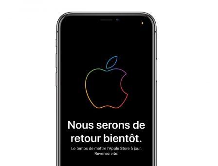 MàJ- Réouverture avec de nouveaux iPad Air et mini - La boutique en ligne d'Apple ferme ses portes pour des nouveautés 3