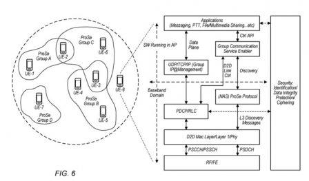 Apple imagine comment faire communiquer ses iPhone et Apple Watch même sans réseau 2