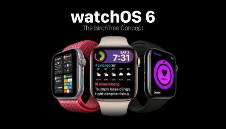 Veille de keynote: qu'attendre d'iOS 13, de watchOS 6? Plus de 25 nouveautés anticipées (synthèse des rumeurs) 6