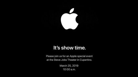 Officiel: Apple tiendra une conférence le 25 mars prochain, quelles annonces attendre? 2