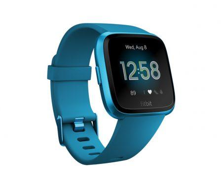 Fitbit à l'assaut de l'Apple Watch avec de nouvelles montres connectées Versa Lite et Inspire 2