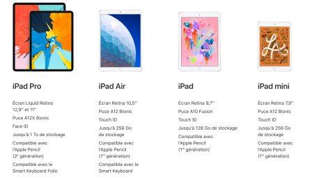 MàJ- Réouverture avec de nouveaux iPad Air et mini - La boutique en ligne d'Apple ferme ses portes pour des nouveautés 6