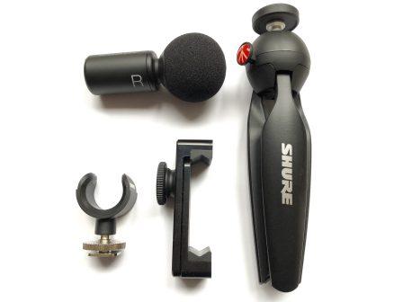 Avant son test: déballage et découverte en images du micro pour smartphone, le Shure MV88+ 5
