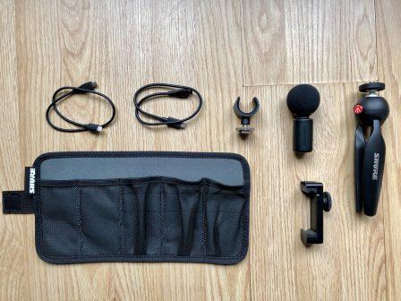 Avant son test: déballage et découverte en images du micro pour smartphone, le Shure MV88+ 4