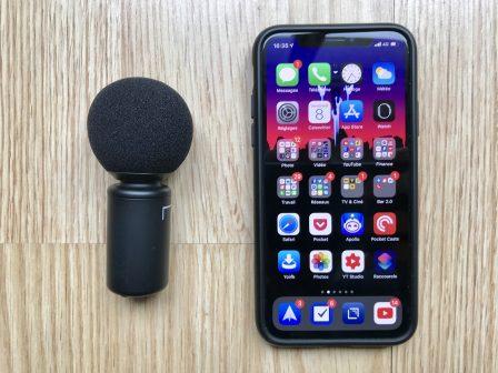 Avant son test: déballage et découverte en images du micro pour smartphone, le Shure MV88+ 11