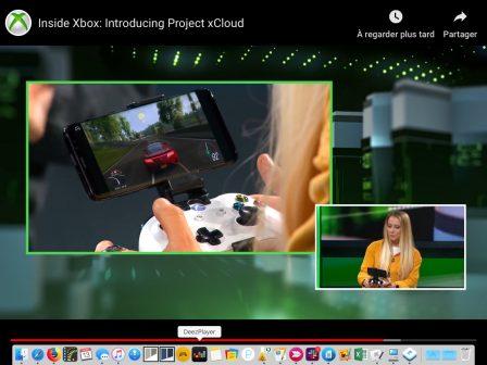 Microsoft fait une démo de xCloud: le streaming de jeux Xbox sur iPhone, iPad et autres mobiles (vidéo) 2