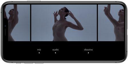 Nizo: une app iPhone gestuelle, pour filmer et monter quasi simultanément, très simple, trop? 3