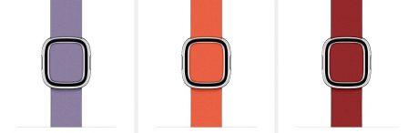 C'est le printemps: nouveaux coloris pour les bracelets Watch et coques iPhone chez Apple 3
