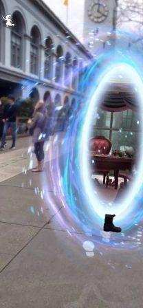 Premières images du jeu Harry Potter Wizard Unite, le Harry Potter version Pokémon GO de Niantic 5