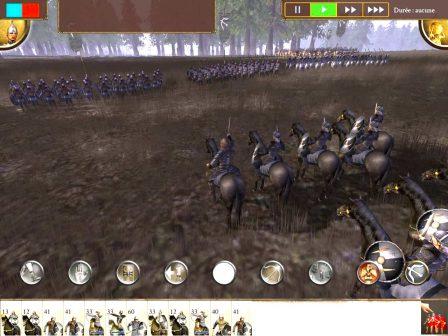 """L'extension Barbarian Invasion bientôt disponible pour le jeu """"Rome: Total War"""" sur iPhone 2"""