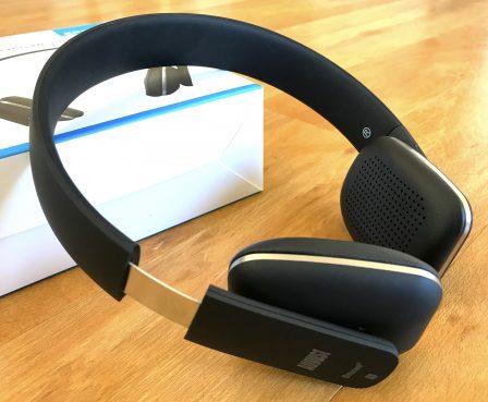 Test du casque audio Bluetooth EP636 signé August: un poids plume qui cache bien son jeu 6