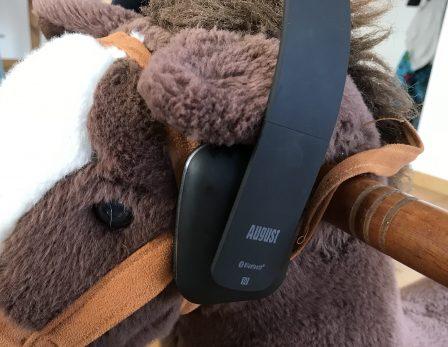 Test du casque audio Bluetooth EP636 signé August: un poids plume qui cache bien son jeu 13