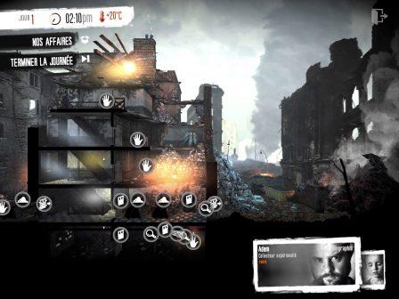 """Sortie de """"This War of Mine: Stories"""", nouvelle aventure de survie en temps de guerre sur iPhone, iPad 4"""