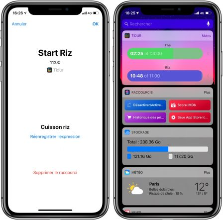 L'app Tidur Timers offre plusieurs minuteurs simultanés à l'iPhone, iPad et l'Apple Watch 3