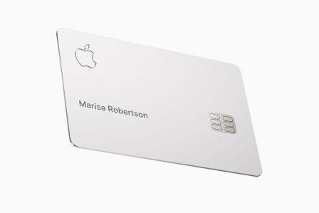 La carte de crédit Apple: un design travaillé, véritable produit de l'attention aux détails d'Apple 3