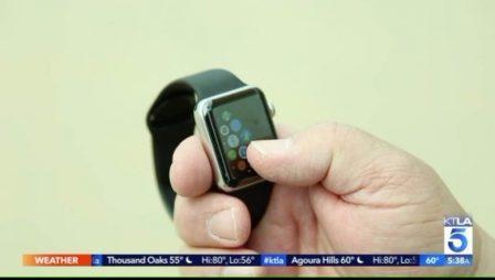 Après 6 mois en mer, l'Apple Watch retrouvée toujours fonctionnelle et rendue à son propriétaire 2