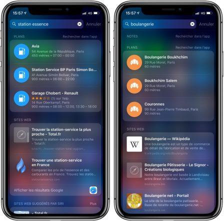 """9 fonctions pratiques cachées dans le moteur de recherche """"Spotlight"""" de l'iPhone ou de l'iPad (Màj) 5"""