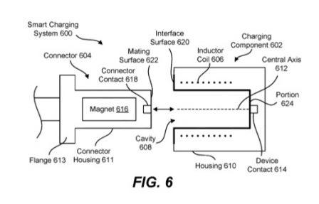 Apple planche sur un connecteur magnétique à retour haptique, le nouveau MagSafe? 2