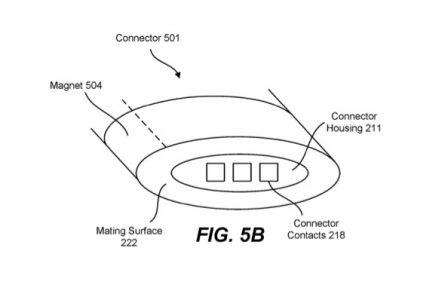 Apple planche sur un connecteur magnétique à retour haptique, le nouveau MagSafe? 3