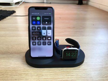 Test de la station de recharge Belkin «Boost Up» : une alternative au AirPower pour recharger iPhone, Apple Watch et AirPods 9