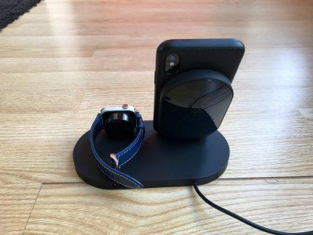 Avant son test, le chargeur sans-fil Belkin Boost Up pour iPhone et Apple Watch à découvrir en photos! 13