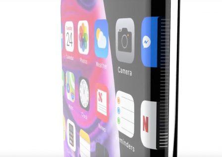 Nouveau concept en vidéo: ni boutons physiques, ni encoche, ni bords pour un iPhone 12 surprenant! 2