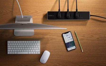 Eve Energy Strip: la multiprise connectée Homekit avec mesure de consommation et protection foudre est sortie 3