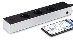 Eve Energy Strip: la multiprise connectée Homekit avec mesure de consommation et protection foudre est sortie 2