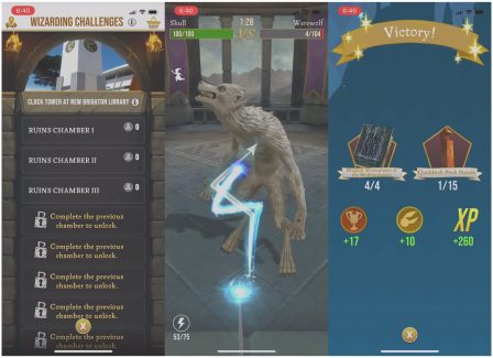 La beta de Harry Potter: Wizards Unite dévoile le gameplay du jeu iPhone, plus profond que Pokémon GO ! 4