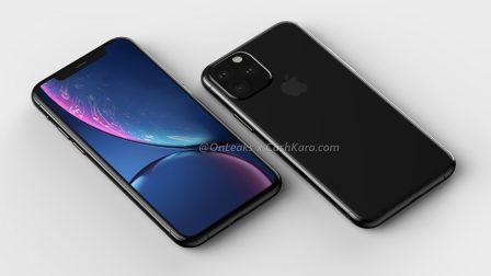 Les iPhones 2019 en images: arrière intégralement en verre, dimensions, etc. (vidéo) 2