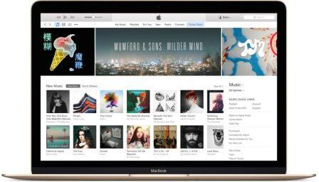 """Bientôt la fin du iTunes """"tout intégré"""" sur Mac? 2"""