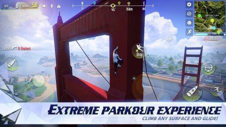 Cyber Hunter:  nouveau jeu de Battle Royale massivement multijoueur avec parkour et véhicules transformables 3