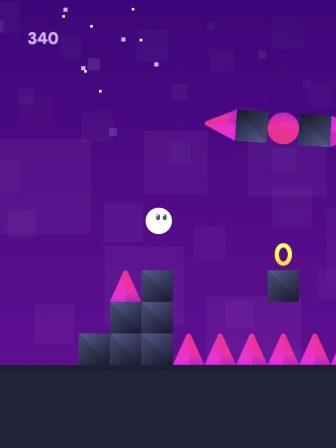 Test Almost Impossible 2: minimalisme et difficulté assumée pour un nouveau jeu prenant sur iPhone, iPad 2