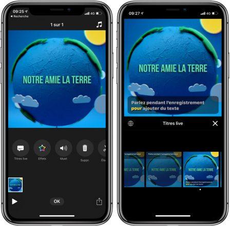 L'app Clips d'Apple enrichie d'un mode caméra rétro, de nouveaux stickers et plus 3
