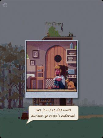 Test Photographs Puzzle Stories: mélange réussi entre aventure narrative et casses-tête, sur iPhone, iPad 3